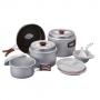 Набор туристической посуды Kovea - Silver 5-6
