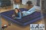 Надувная кровать двуспальная  King navy 40094