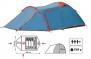 Палатка SOL Twister 3