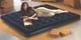Надувная кровать двуспальная Queen navy 40093