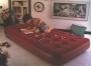 Надувная кровать односпальная Twin navy 40091